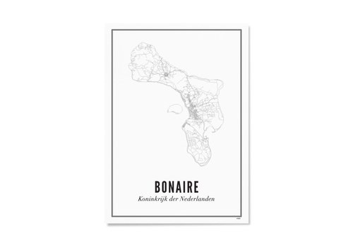 Wijck Poster A4 - Bonaire