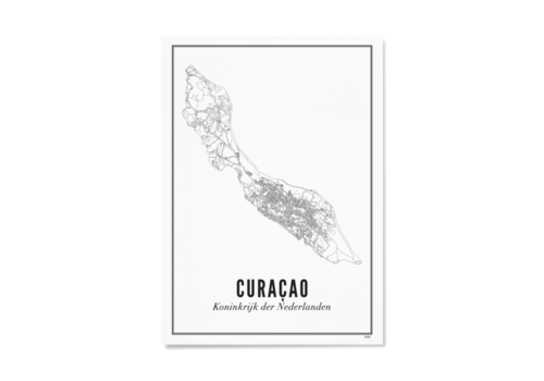 Wijck Poster A4 - Curacao