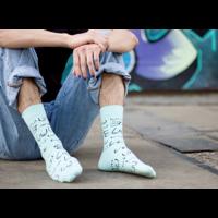 Sokken - Titties mint (42-46)
