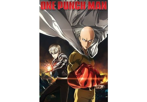 Poster 159 |  ONE PUNCH MAN DESTRUCTION