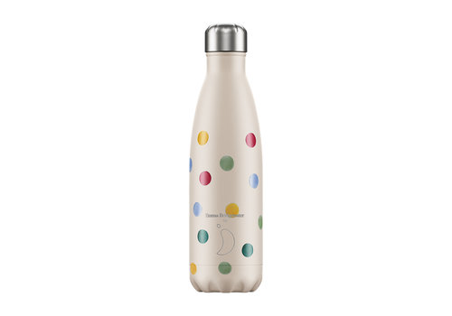 Chilly's Chilly's bottle 500ml Polka dots