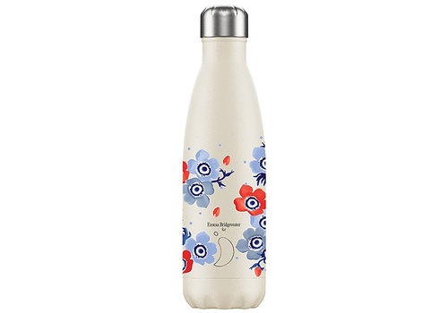 Chilly's Chilly's bottle 500ml Blue Anemone