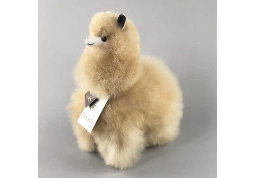 Inkari Alpaca medium Beige