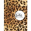 BBNC Mijn bullet journal Luipaardprint