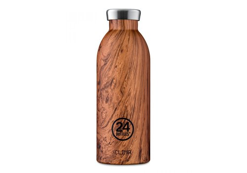 24 Bottles 24 Bottle 500ml Wood Sequoia