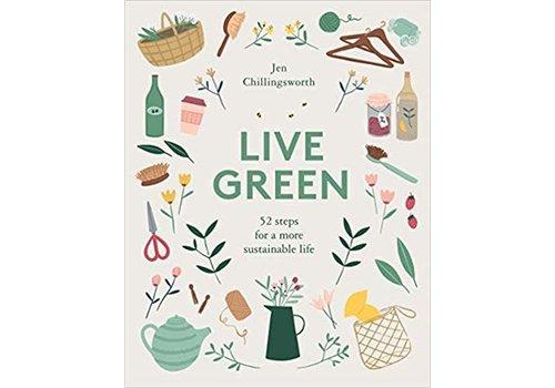 Bookspeed Live Green -Engelstalig