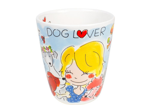 BLOND AMSTERDAM Mok dog lover