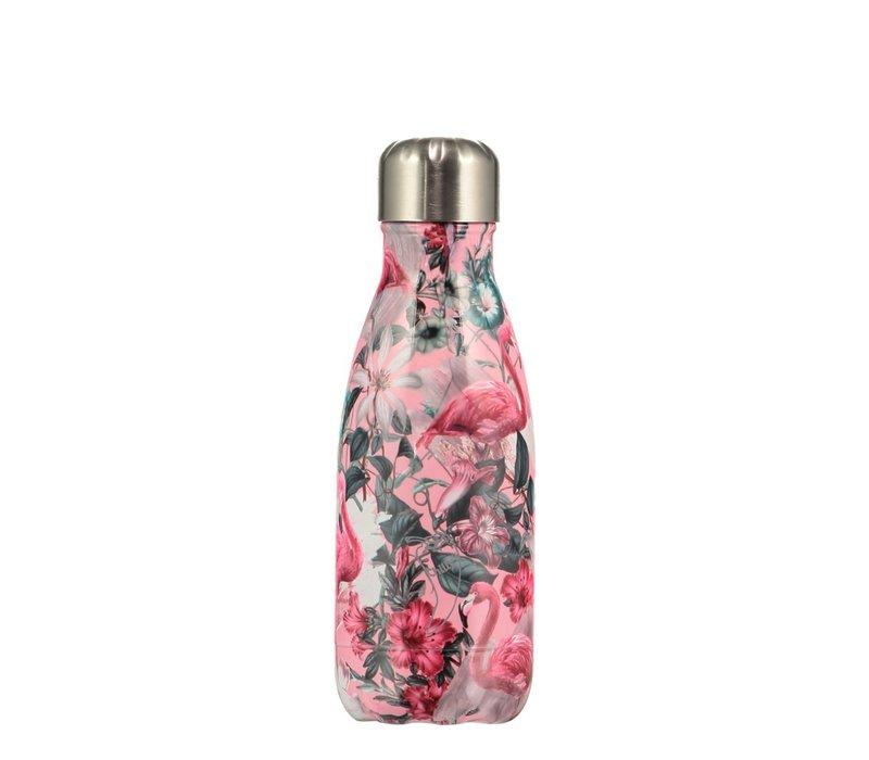 Chilly's bottle 260ml flamingo