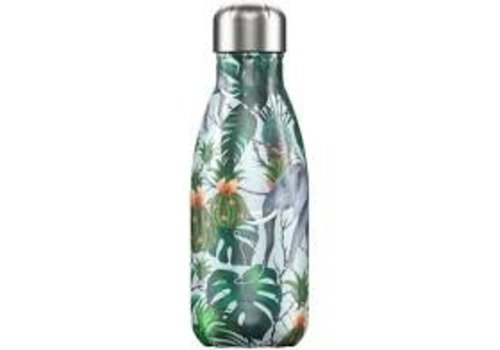Chilly's Chilly's bottle 260ml Tropical Elephant