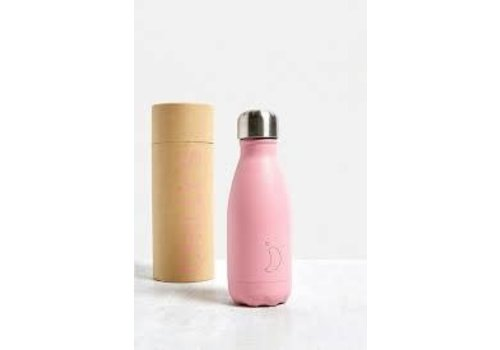 Chilly's Chilly's bottle 260ml pastel pink