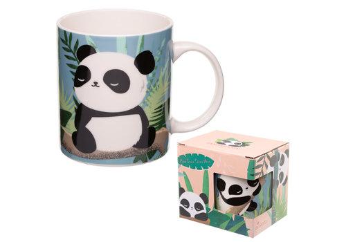 Puckator Beker met panda opdruk
