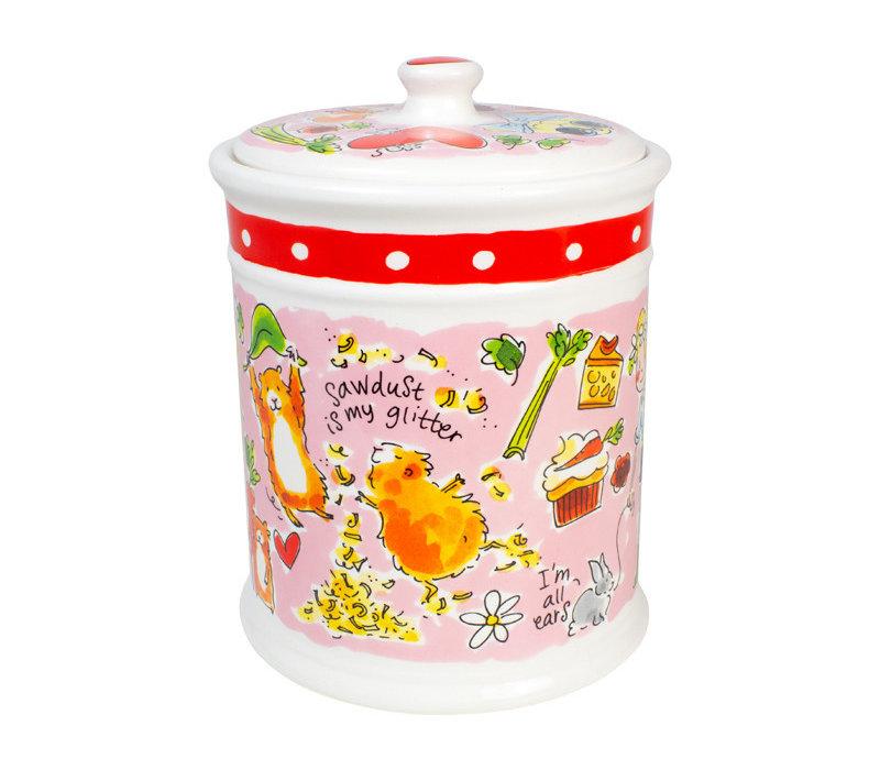 Dier storage jar bunny