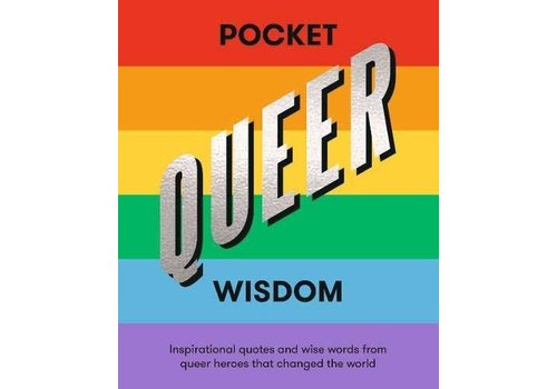 Bookspeed Pocket queer wisdom