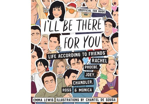 Bookspeed Boek I'll be there for you