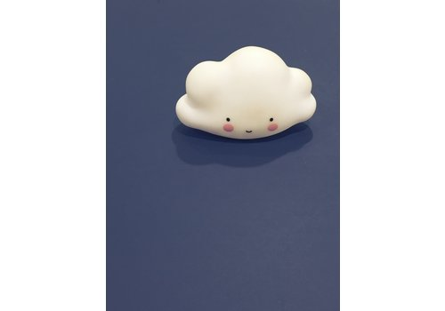 Wolk lamp Wit Mini