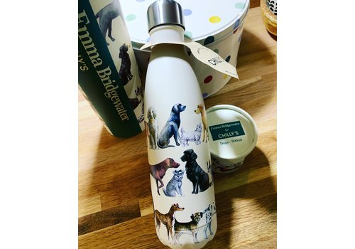Chilly's Chilly's bottle 500ml Dogs