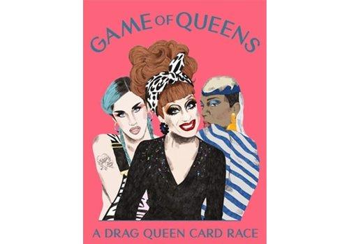 Bookspeed Game of queens