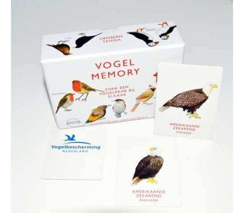 Memospel-vogels