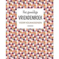 Het geweldige vriendenboek voor volwassenen-rose