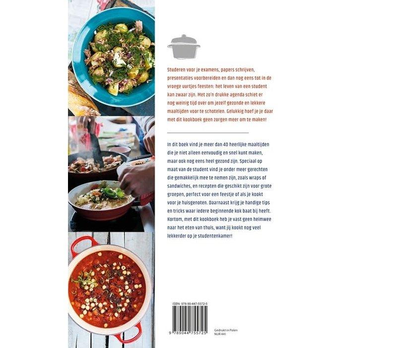 Het onmisbare studenten kookboek