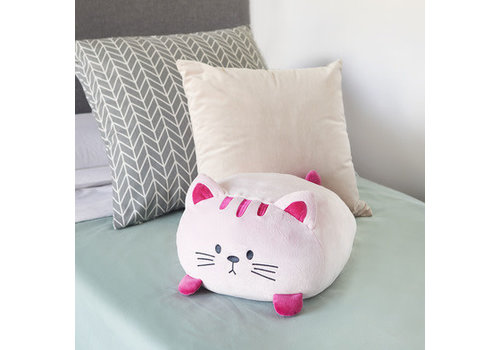 Balvi Cushion Sweet Kitty pink