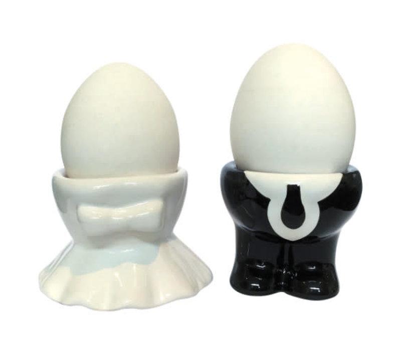 Wedding eierdopjes