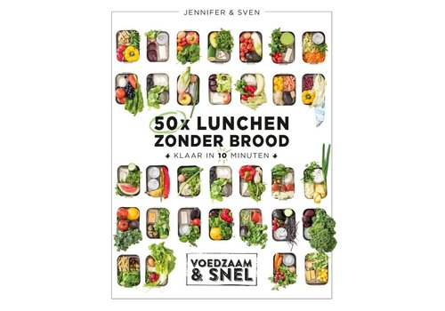 VBK media 50 x lunchen zonder brood