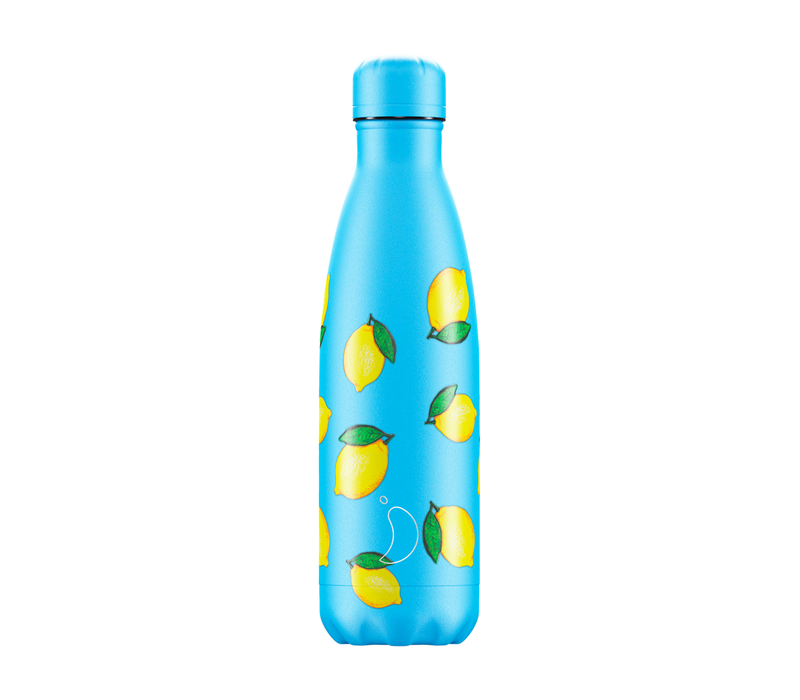 Chilly's thermosfles 500ml Lemon
