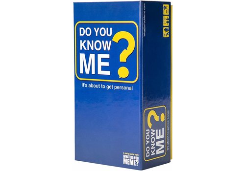 Bookspeed Do you know me game