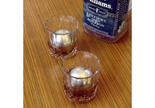 Kikkerland Whiskey balls