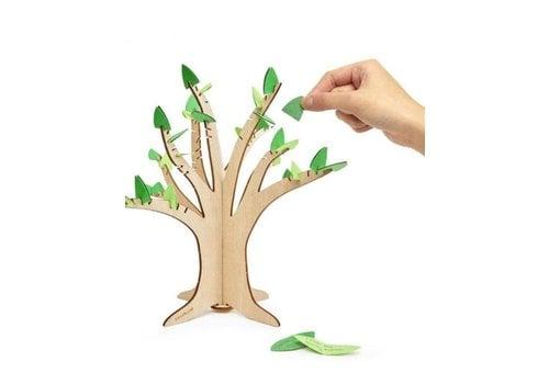 Kikkerland Herinneringsboom