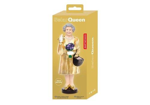 Kikkerland Solar Queen gouden uitvoering