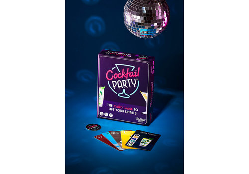 Cortina Cocktail Party game