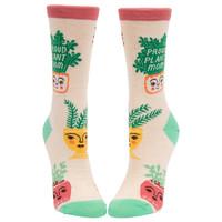 Sokken- Proud Plant Mom