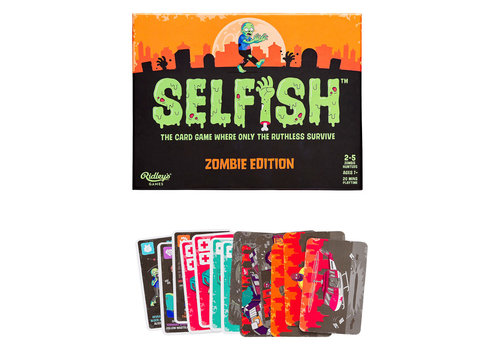 Wild & Wolf Selfish Zombie Edition Game