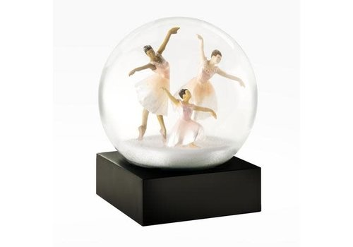 Cool snowglobes Sneeuwbol- Three Dancers