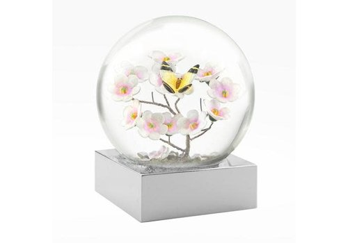 Cool snowglobes Sneeuwbol- Butterfly