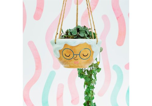 Sass & Belle Rose hanging planter