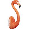 Karé Wanddecoratie- Flamingo uit de muur