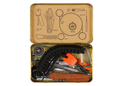 Wild & Wolf Survival Kit