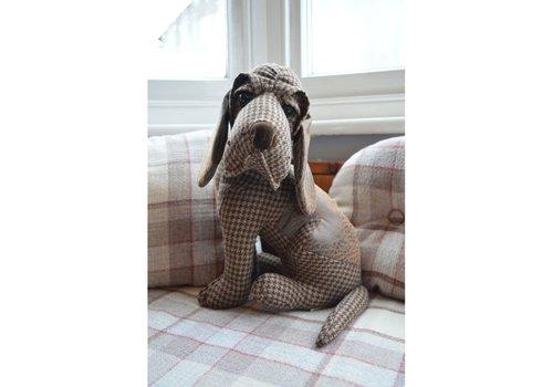 Dora designs Deurstopper Bloodhound Henry