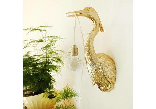Jasmin Djerzic Lamp Flying Dutchman goud