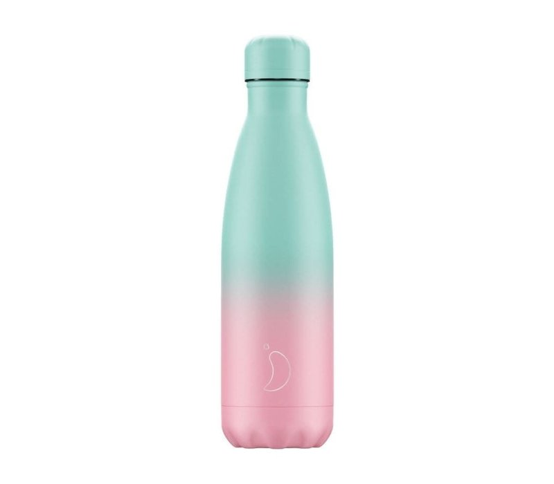 Chilly's thermosfles 500ml Gradient Pastel