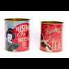 Temerity Jones Set van twee Geisha blikken