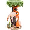 Karé Bijzettafeltje Flamingo's