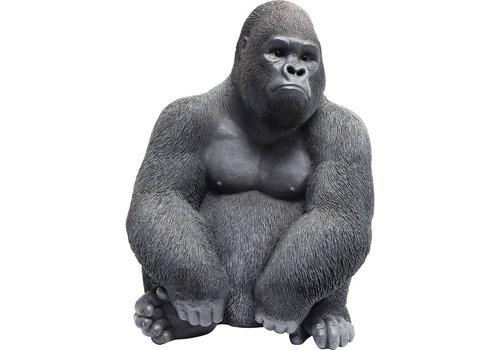 Karé Beeld-  Zwarte Gorilla