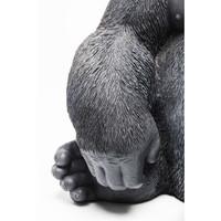 Beeld-  Zwarte Gorilla