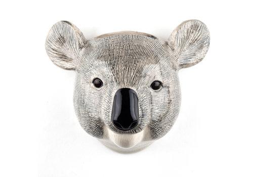 Quail Designs Wandvaas Koala
