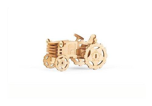 Kikkerland 3D houten puzzeltje tractor