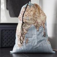 Waszak - landkaart